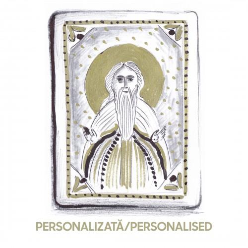 Wood icon - personalised