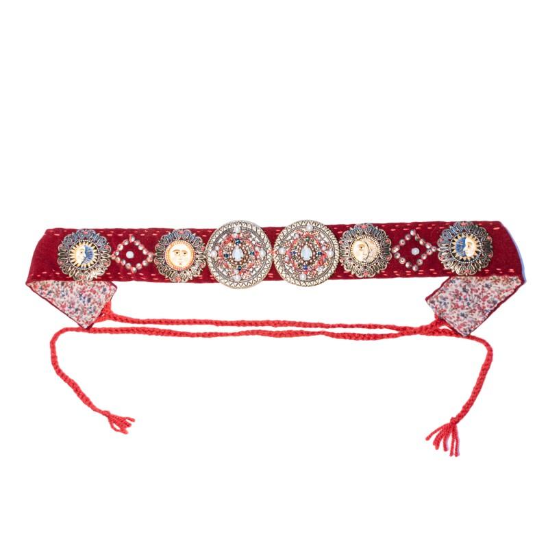 Ethnic waistband, model 1